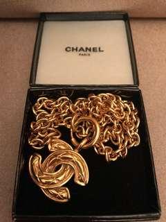 Chanel Vintage 金鏈