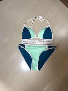 Bikini swimsuit 泳衣 比堅尼