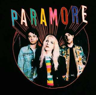 LF: 2pcs. PARAMORE CONCERT TICKET