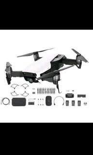 Drone Mavic air combo Resmi Kredit Mudah