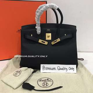 Hermes Togo Leather Birkin 30