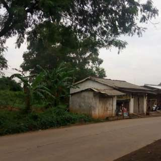 Tanah di jalan Telajung, dekat daerah industri EJIP, Setu, Bekasi Timur