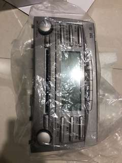Toyota Camry 2010 headunit player