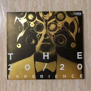 Justin Timberlake - The 20/20 Experience (The Complete Experience)