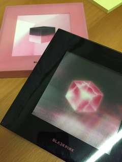 "BLACKPINK 1ST MINI ALBUM ""SQUARE UP"""