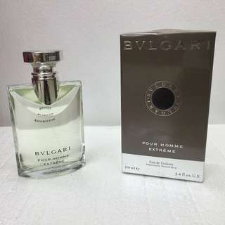 AUTHENTIC Bvlgari Pour Homme Extreme