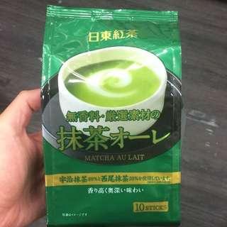 日東紅茶 抹茶奶茶latte