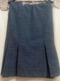 🚚 義大利精品服飾MAX MARA羊毛裙(大尺碼)