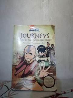Avatar The Last Airbender Journey to the Earth Kingdom