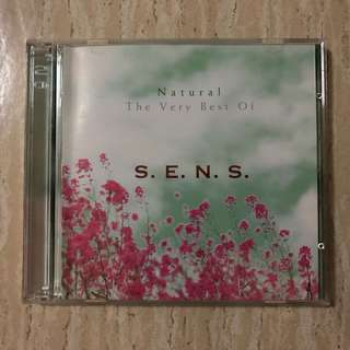S.E.N.S. - Natural The Very Best Of
