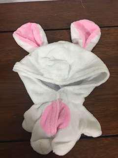 GOT7 Gotoon Doll Clothes Bunny Suit