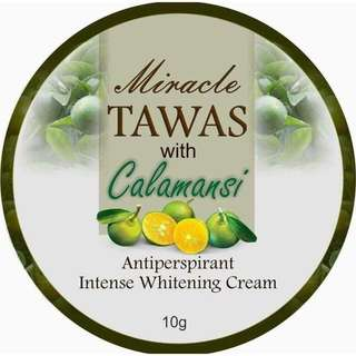 Pre-order Miracl3 Tawas w/ Calamansi Cream wholesale price at P50/each min.of 3 pcs
