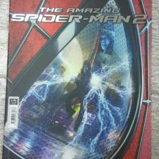 The Amazing Spider-Man 2 Edisi Rasmi Filem