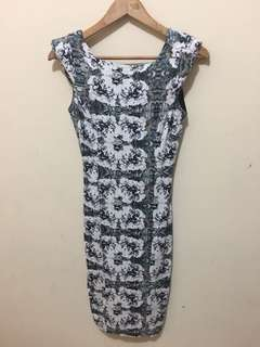 Miss Selfridge Flower Dress