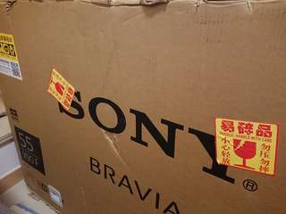 Sony 55X9000F 55吋LED電視(2018 model)