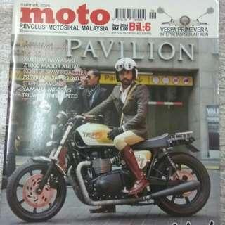 Majalah Moto 6