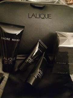 Lalique Mens pouch