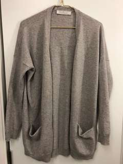 Skin and threads cashmere cardigan
