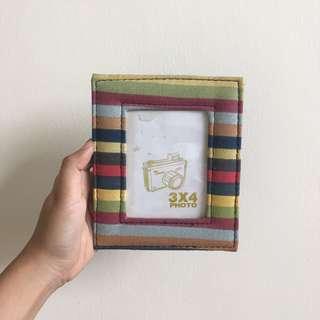 3x4 Photo Frame