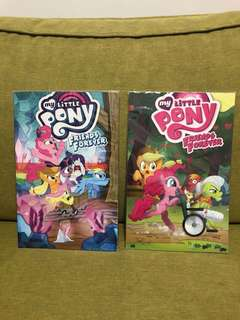 My Little Pony Friends Forever Books x 2
