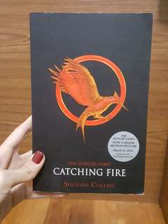 The Hunger Games - Catching Fire (Book 2)