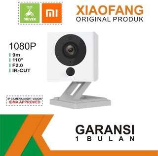 XIAOMI XIAOFANG SMALL SQUARE BOX SMART 1080P IP CCTV WIFI CAMERA
