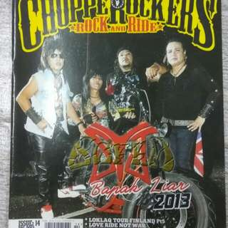 Majalah Chopper Rockers 14