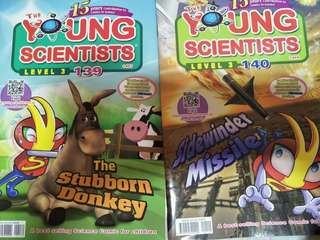 Young Scientist level3