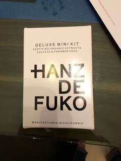 Hanz de fuko deluxe mini kit