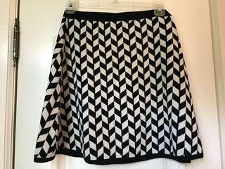 Unworn skirt