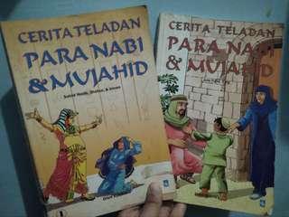 Buku Cerita Teladan Para Nabi & Mujahid