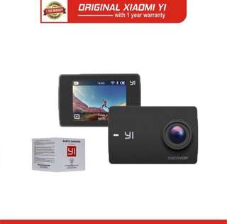 XIAOMI YI DISCOVERY ACTION CAMERA 4K - 20 FPS