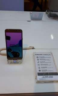 Samsung J4 Bisa kredit