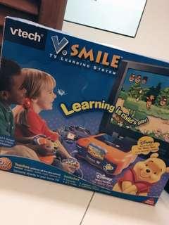Vtech TV learning system