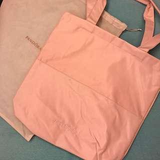 大減價!!Pandora Tote Bag 潘朵拉珠寶盒購物袋