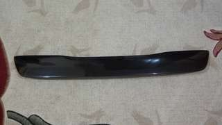 Myvi 1st gen rear lower bonnet garnish/spoiler