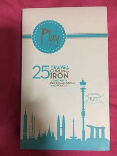 Travel Curling Iron