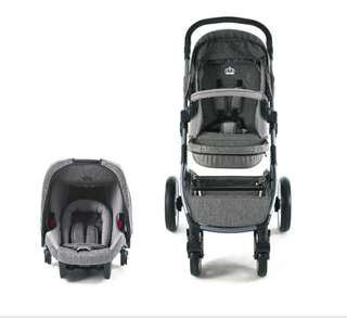 stroller & baby car seat for sell mother care