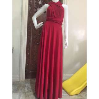 Long gown (Apartment eight multiway)