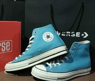Converse 70's Hi Shoreline Blue