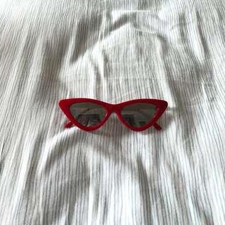 Lolita Sunglasses (RED)