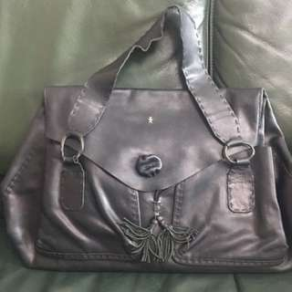 French made real leather bag, op: 3000
