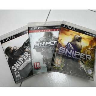 Pre-owned ps3 games