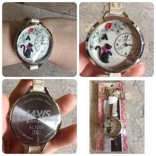 J-Axis watch (Japan)