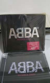 2cd very new ABBA number ones