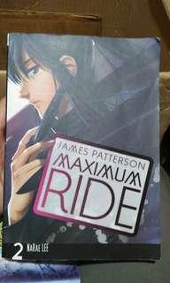 Maximum Ride 1 and 2