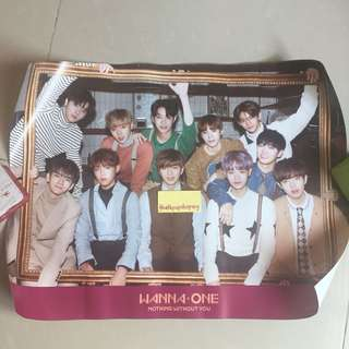 WANNA ONE TO BE ONE REPACKAGE ONE VERSION POSTER