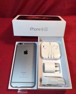 「免費抽獎」Iphone 6s (128GB) 太空灰
