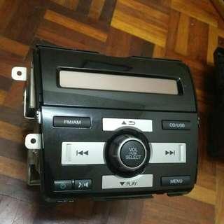 Honda city 2009-2013 tmo radio console