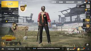 Lets play pubg mobile.We can play till diamond.weekdays at 5pm cause have school